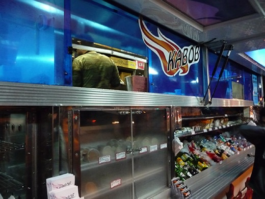 Kabob n' Roll Truck