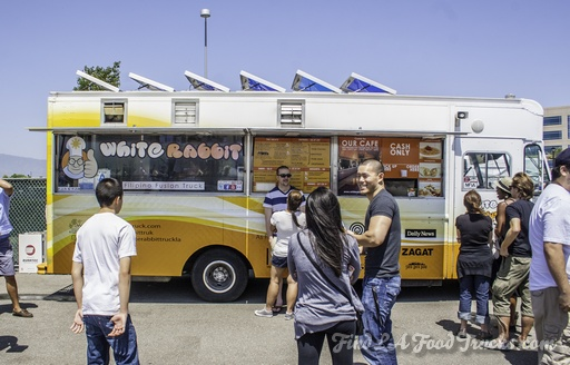 White Rabbit LA Food Truck