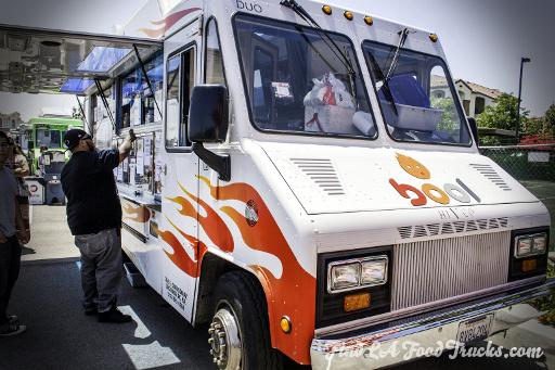 Bool Bbq Food Truck Menu