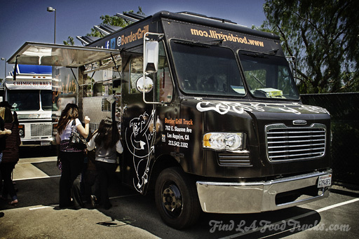 Border Grill LA Food Truck