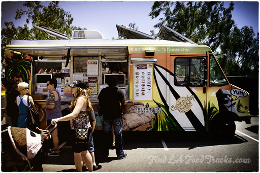 Chunk-N-Chip LA Food Truck