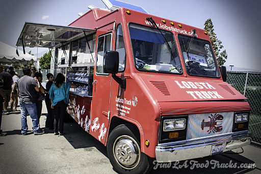 Lobsta Truck LA Food Truck