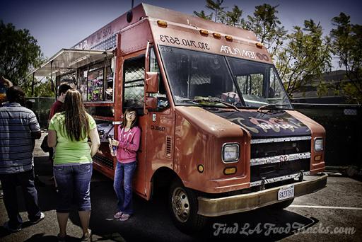 OG Tempura LA Food Truck
