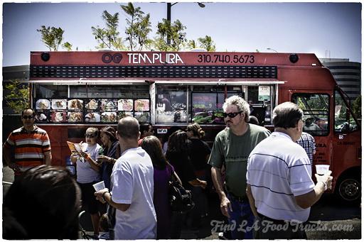 OG Tempura LA Food Truck Photo #2