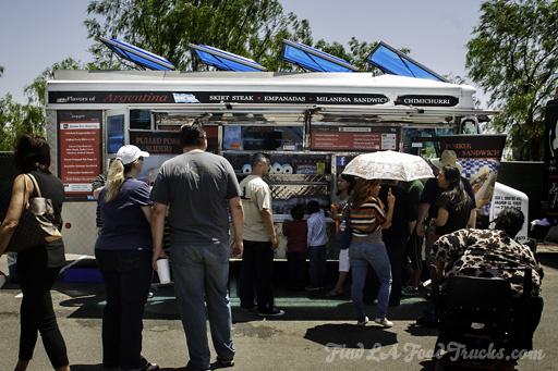Piaggio LA Food Truck