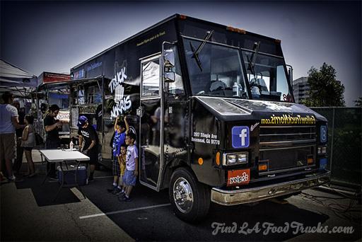 Truck Norris LA Food Truck