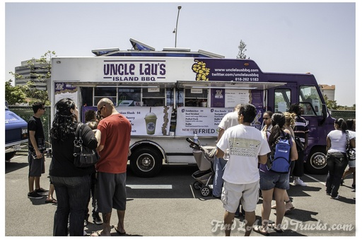Uncle Lau's LA Food Truck