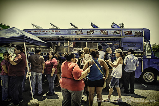 George's Greek LA Food Truck Photo #2