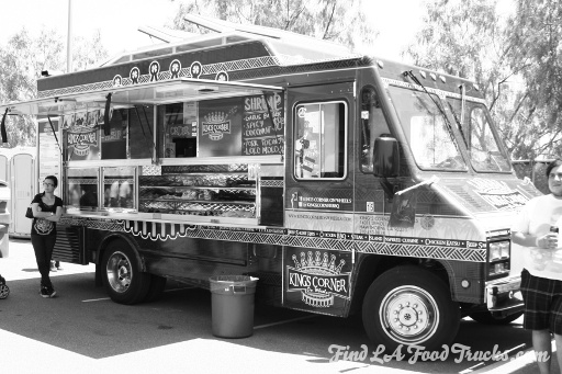 King's Corner LA Food Truck