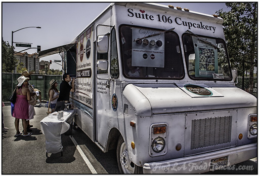 Suite 106 Cupcakery LA Food Truck