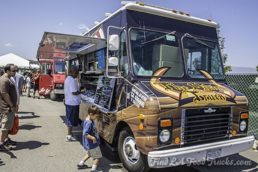 The Viking LA Food Truck