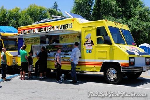 Schmuck Truck LA Food Truck