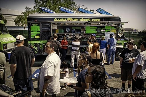 Mun Chee5 LA Food Truck