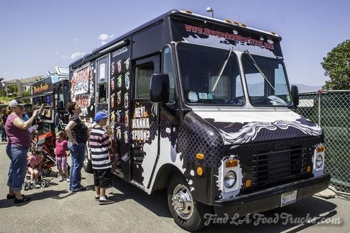 Mustache Mike's LA Food Truck