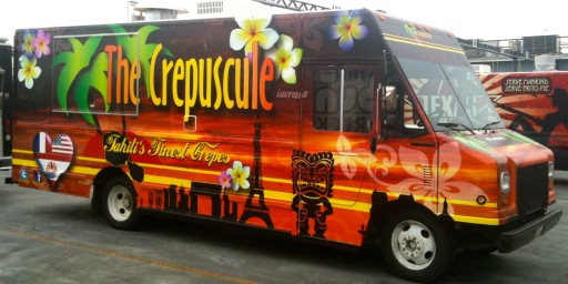 The Crepuscule LA Food Truck