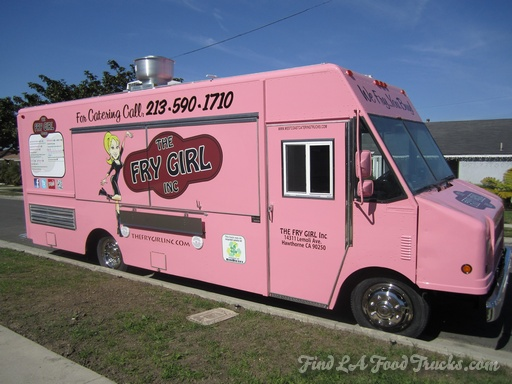 Fry Girl Food Truck_s